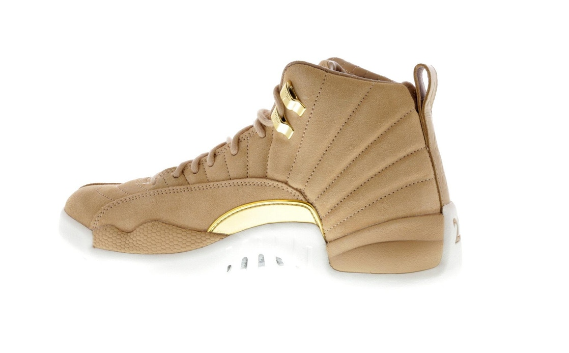 innovative design 43a3e 062f5 Jordan 12 Retro Vachetta Tan (W) - AO6068-203