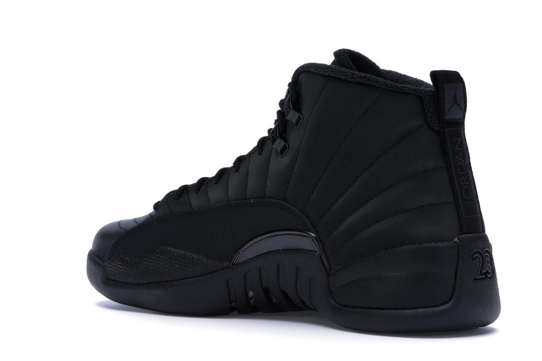 e012601bbbe Jordan 12 Retro Winter Black - BQ6851-001