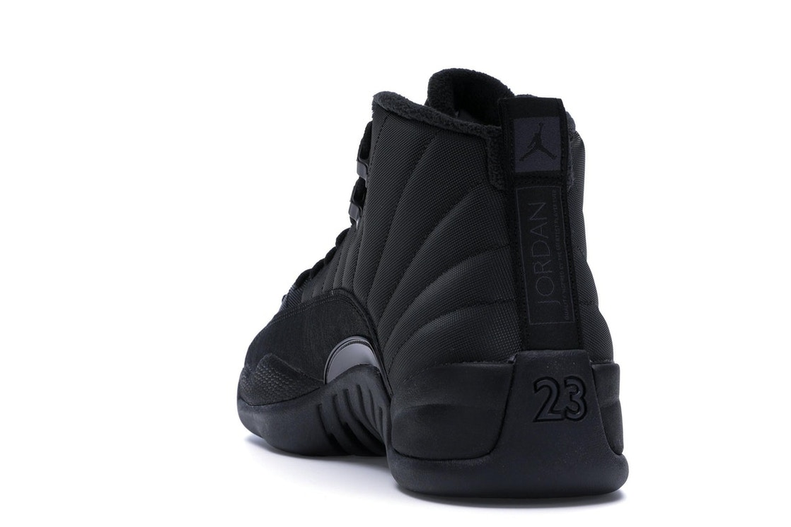 c2bf55e2002b39 Jordan 12 Retro Winter Black - BQ6851-001
