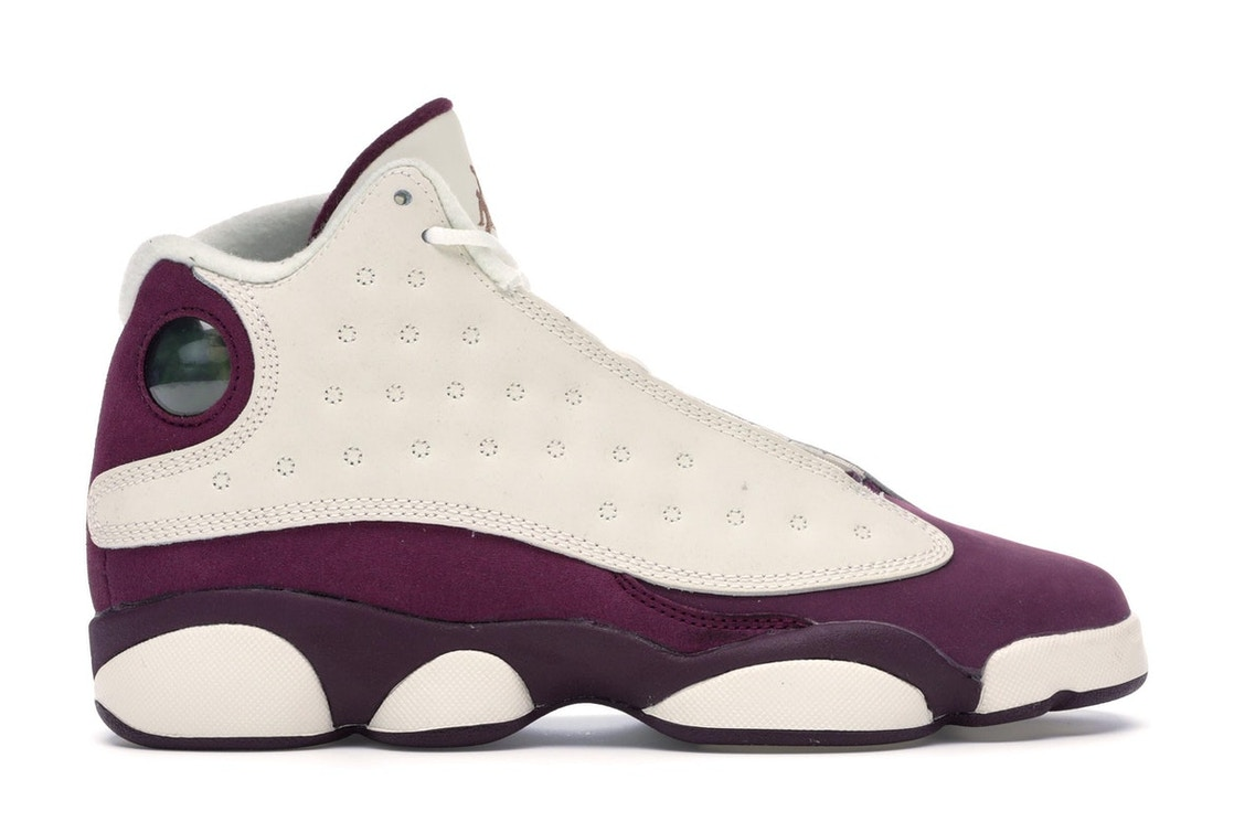 1e965476396 Jordan 13 Retro Bordeaux (GS) - 439358-112