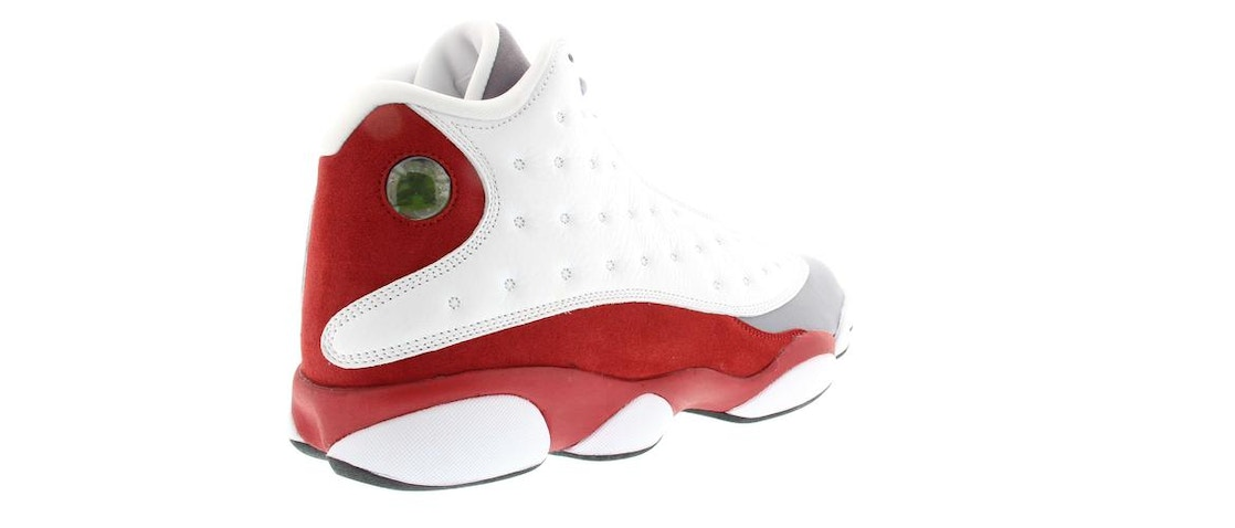 sports shoes 50fda 9a097 Jordan 13 Retro Grey Toe (2014) - 414571-126