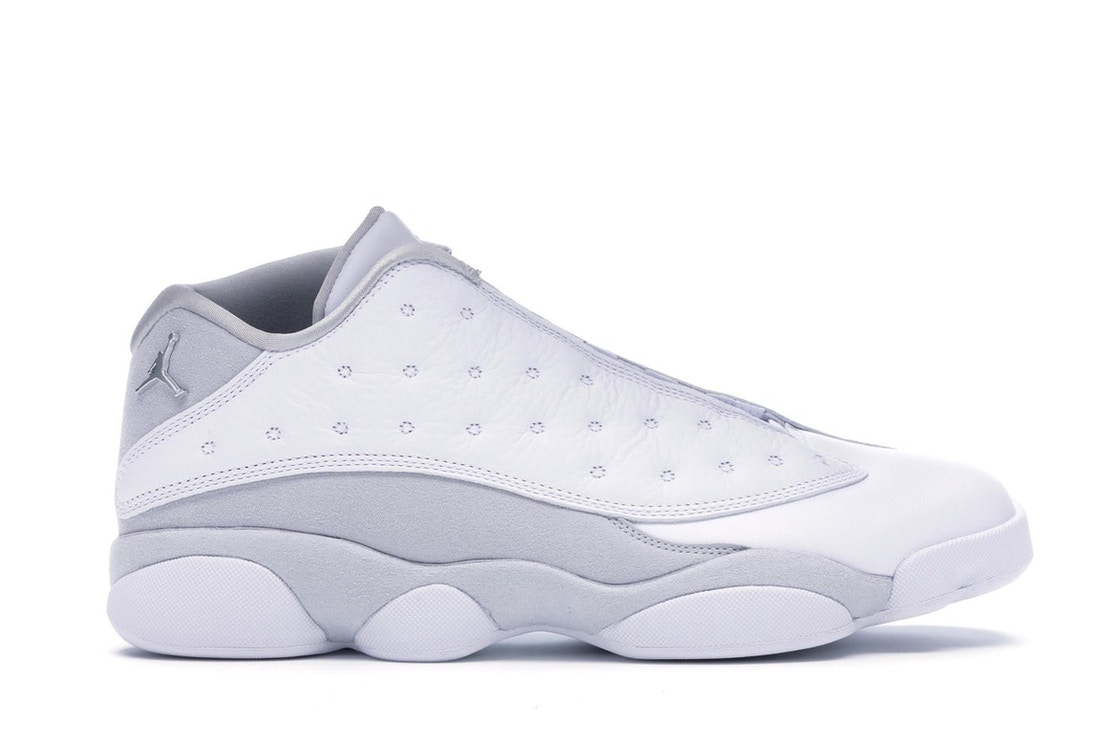 bccfeefa8769d8 Sell. or Ask. Size 8. View All Bids. Jordan 13 Retro Low Pure Platinum