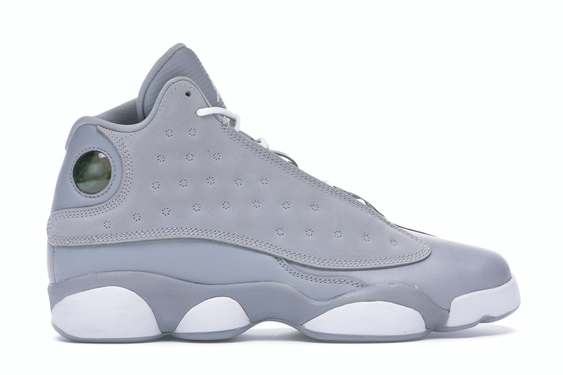 Sell. or Ask. Size  9Y. View All Bids. Jordan 13 Retro Wolf Grey Deadly Pink  ... fd9a23bad
