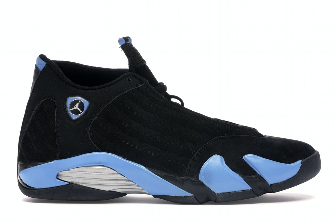 separation shoes 1c04f 9e29d Sell. or Ask. Size  11. View All Bids. Jordan 14 Retro Black University Blue