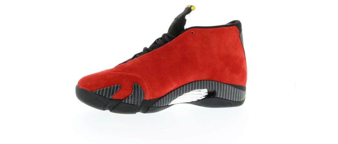 wholesale dealer 3092b 3d09a Jordan 14 Retro Ferrari - 654459-670
