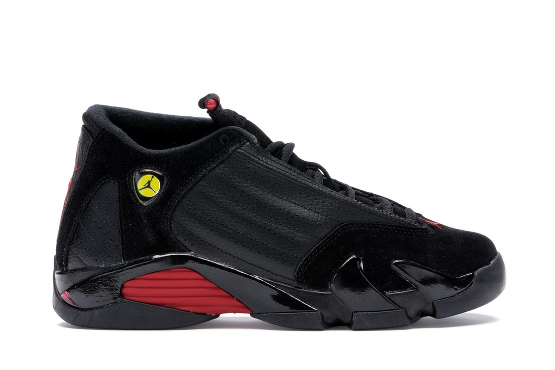 detailed look d21d6 ede72 Sell. or Ask. Size  7y. View All Bids. Jordan 14 Retro Last Shot ...
