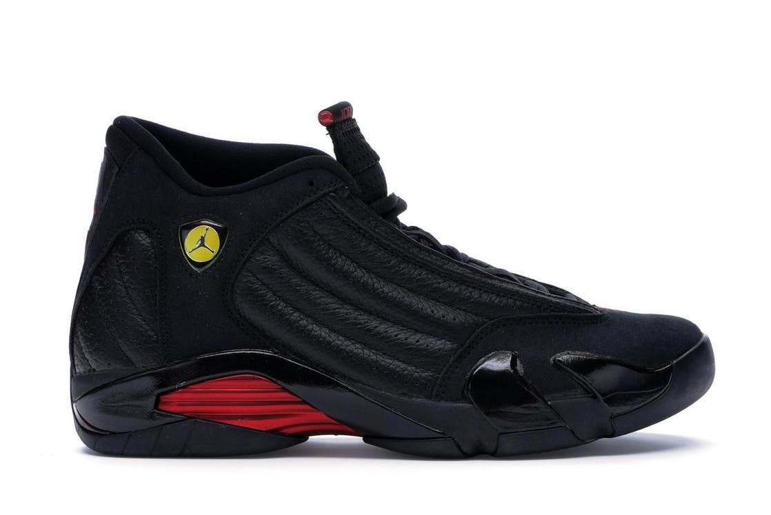 ce1b4d911e94d0 Sell. or Ask. Size  9.5. View All Bids. Jordan 14 Retro Last Shot ...