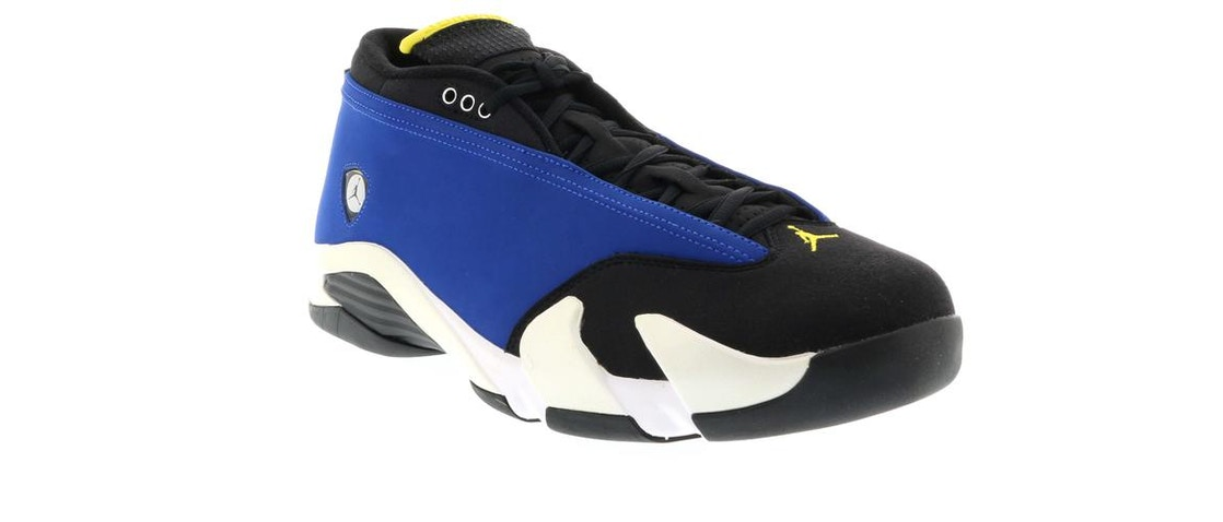 80ea838bd12 Jordan 14 Retro Low Laney (2015) - 807511-405