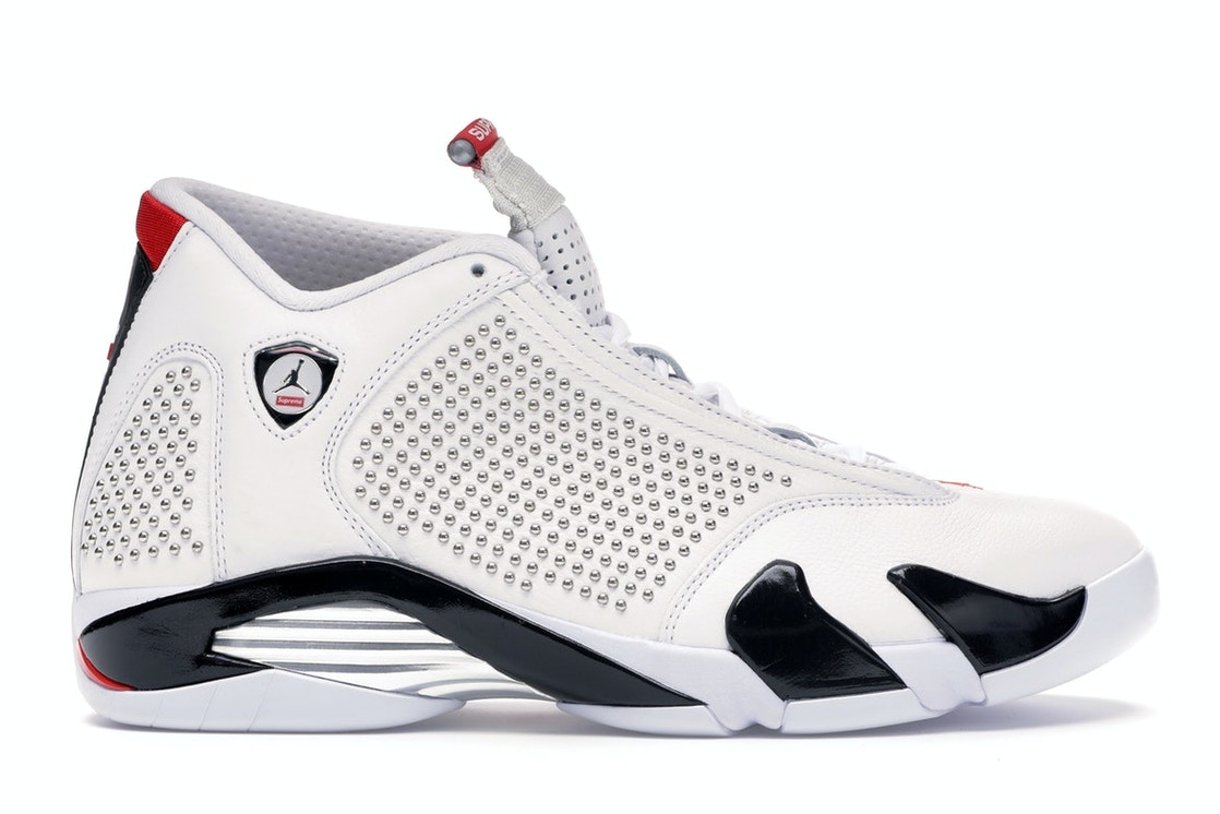 newest collection 507dc 35901 Jordan 14 Retro Supreme White