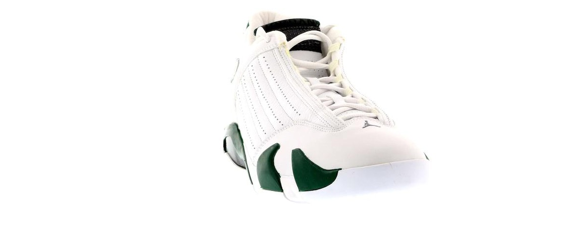 dc5ac7c2c676d6 Jordan 14 Retro White Forest Green - 311832-131