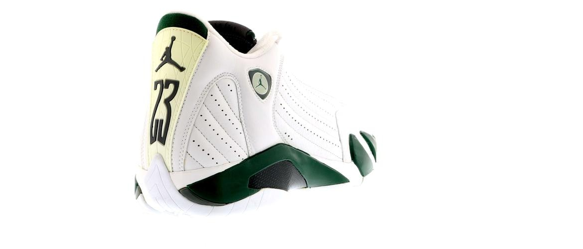 the best attitude acab0 5022d where to buy jordan 14 retro white forest green f3b27 1e30c