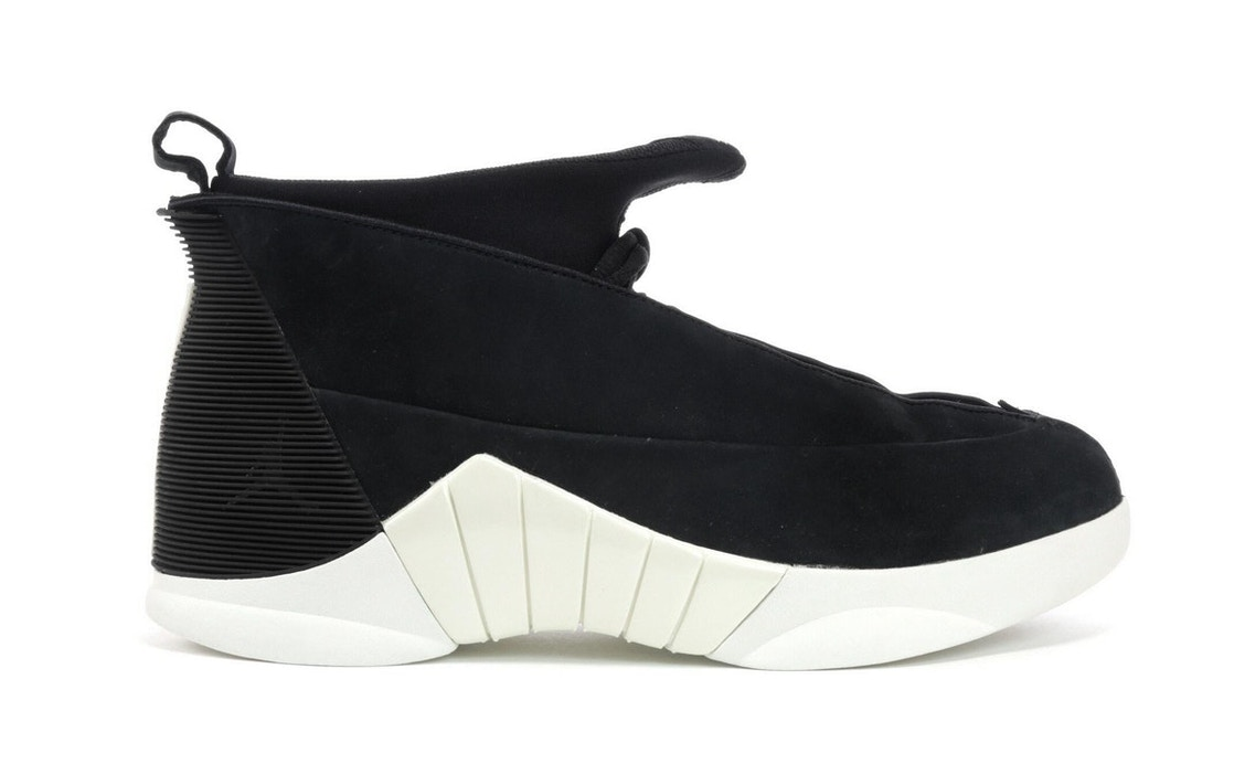 d9081dd5cb38c9 Sell. or Ask. Size 8. View All Bids. Jordan 15 Retro PSNY Black Suede