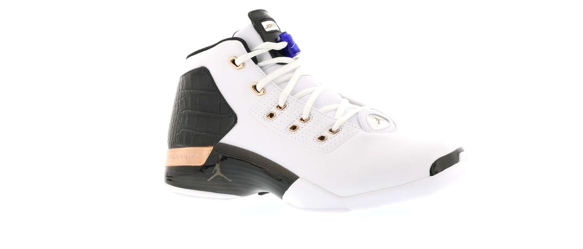 15b7f76e5d94b1 Air Jordan Retro 17 Copper Size 13 1 2