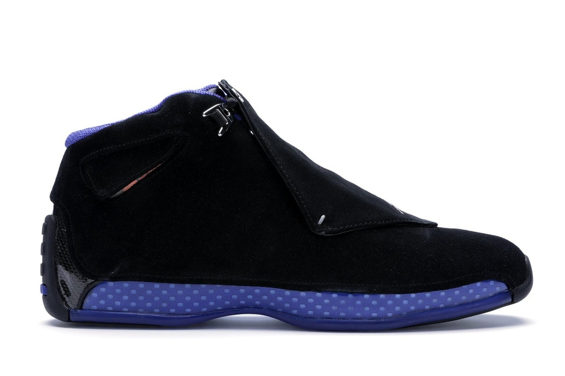 ca8f6c9a1ec Sell. or Ask. Size 7. View All Bids. Jordan 18 Retro Black ...