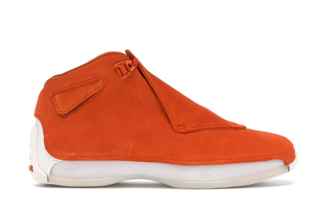 c4c68a04abee Sell. or Ask. Size  8.5. View All Bids. Jordan 18 Retro Campfire Orange