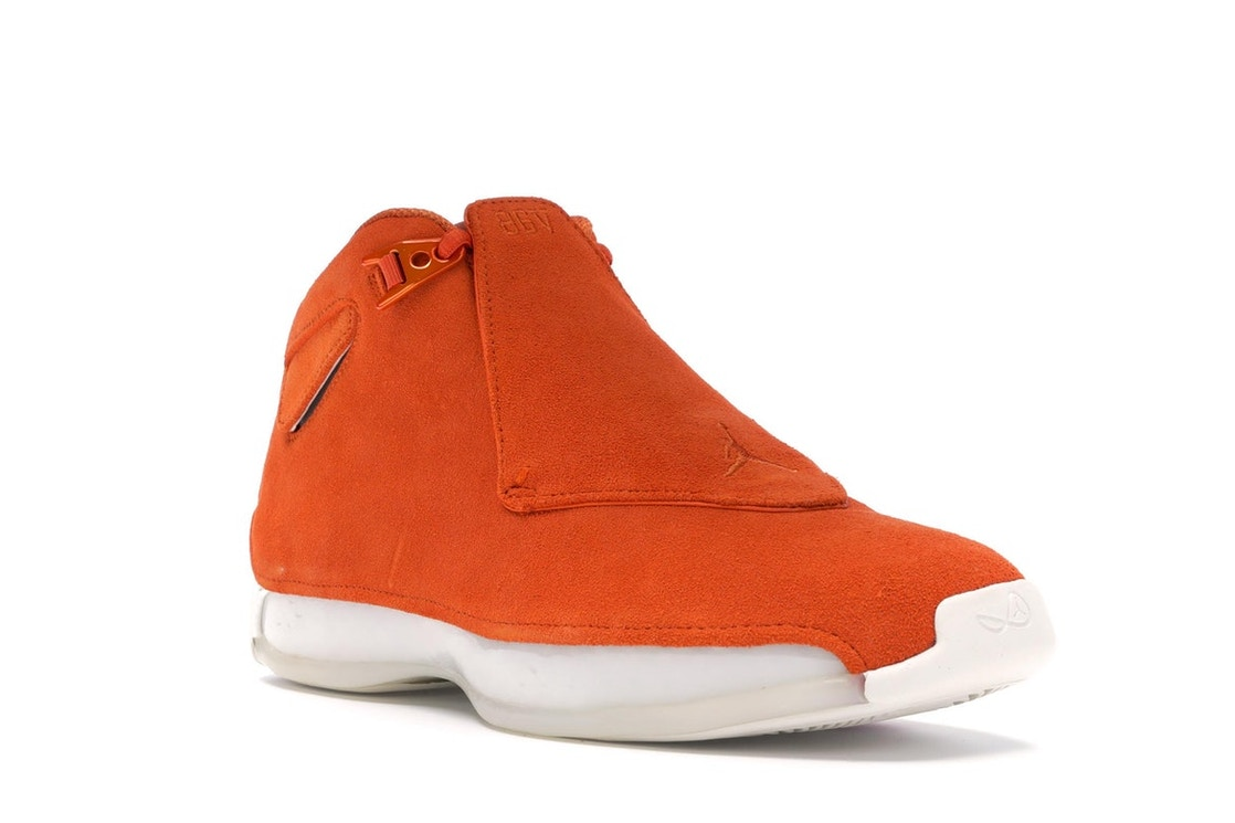 Jordan 18 Retro Campfire Orange - AA2494-801 9e6fa0451