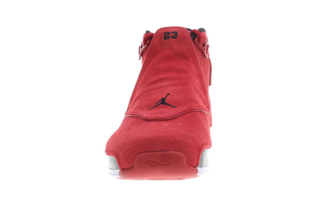 944878e246f1ac ... Jordan 18 Retro Toro - AA2494-601 reasonably priced fb1d4 e1185  Air ...