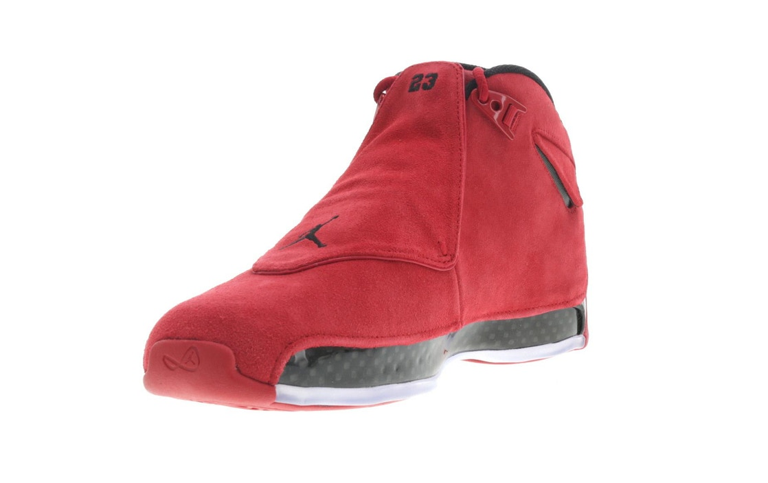 check out f98ea 711c9 Jordan 18 Retro Toro - AA2494-601