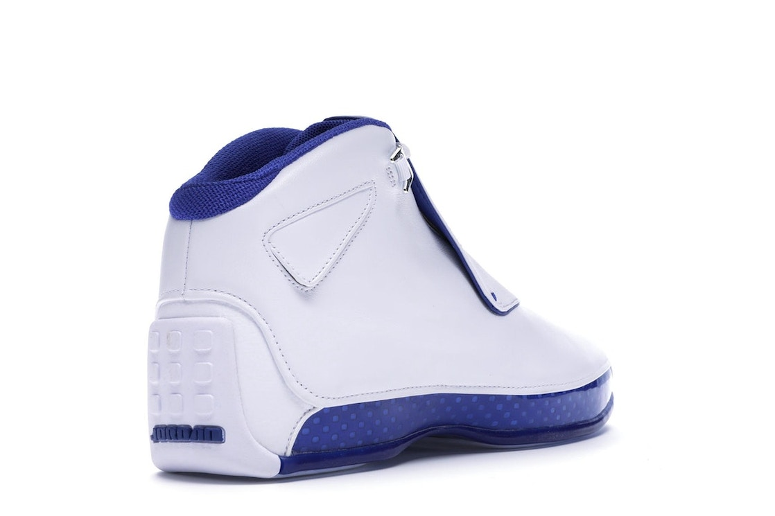 new style 16097 4a43a Jordan 18 Retro White Sport Royal - AA2494-106