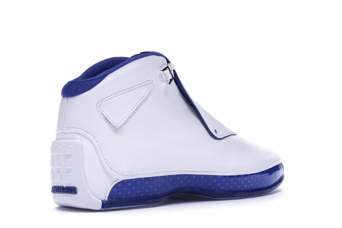 f933ff43349860 Jordan 18 Retro White Sport Royal - AA2494-106