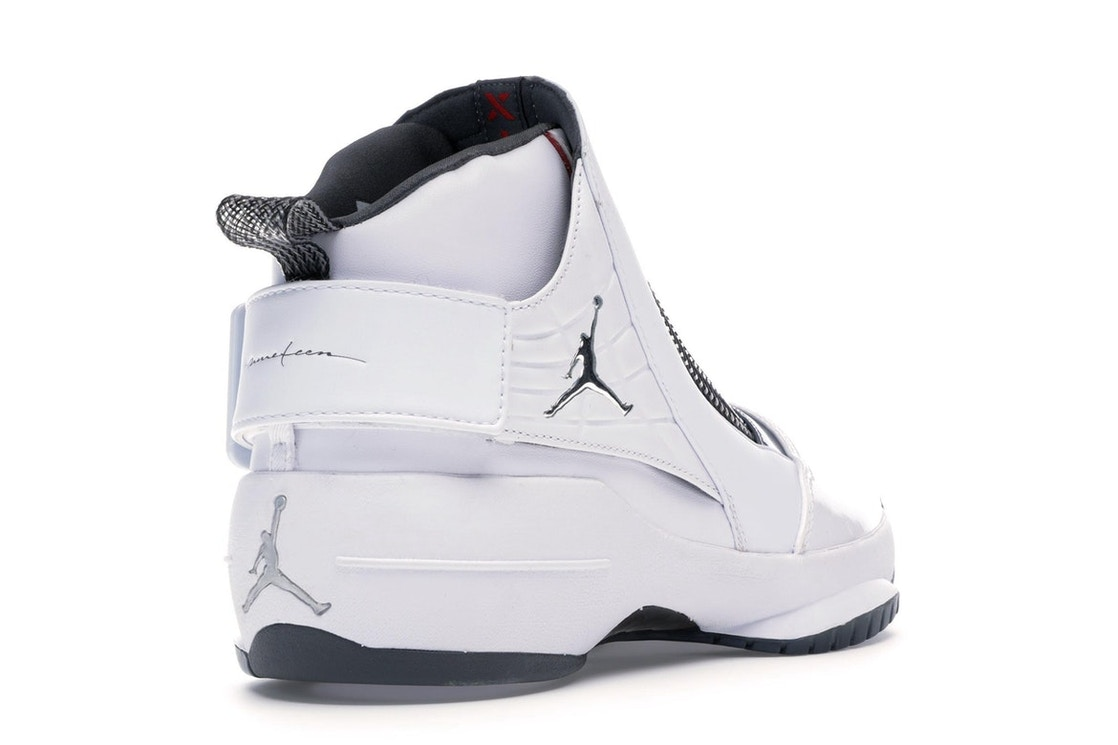 f29e746528645e Jordan 19 Retro White Flint Grey - AQ9213-100