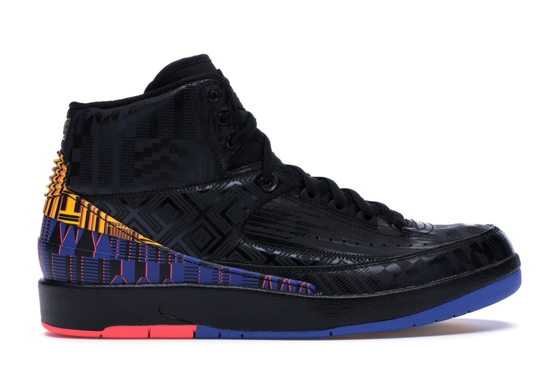 more photos 990ef 64370 Jordan 2 Retro Black History Month (2019) - BQ7618-007