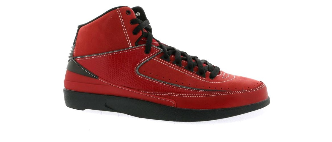 new style fb77b 3335b Jordan 2 Retro QF Candy Pack Red - 395709-601