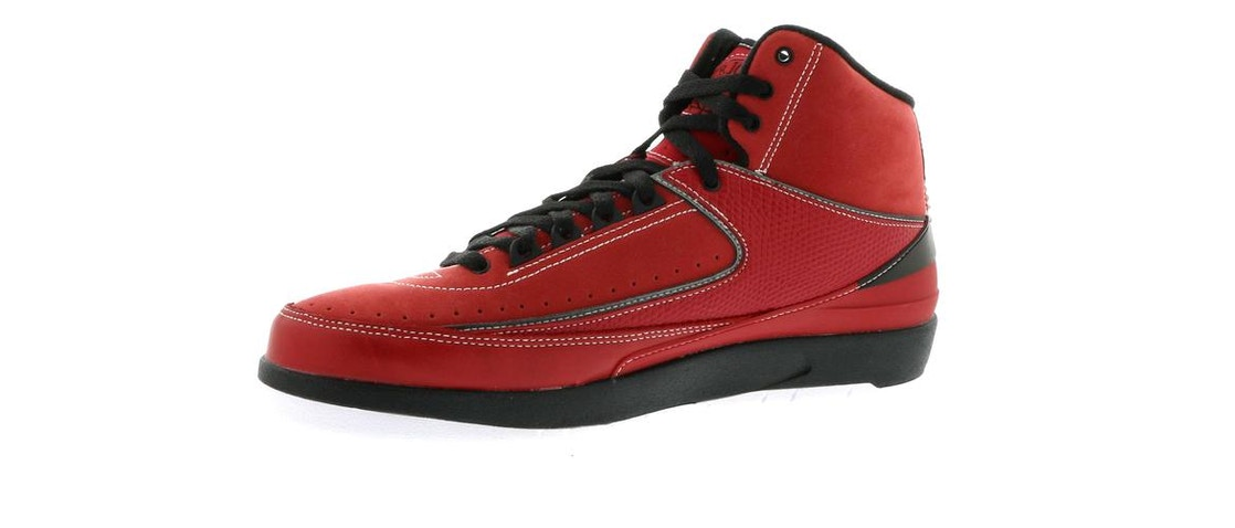new style 8294f 8443b Jordan 2 Retro QF Candy Pack Red - 395709-601
