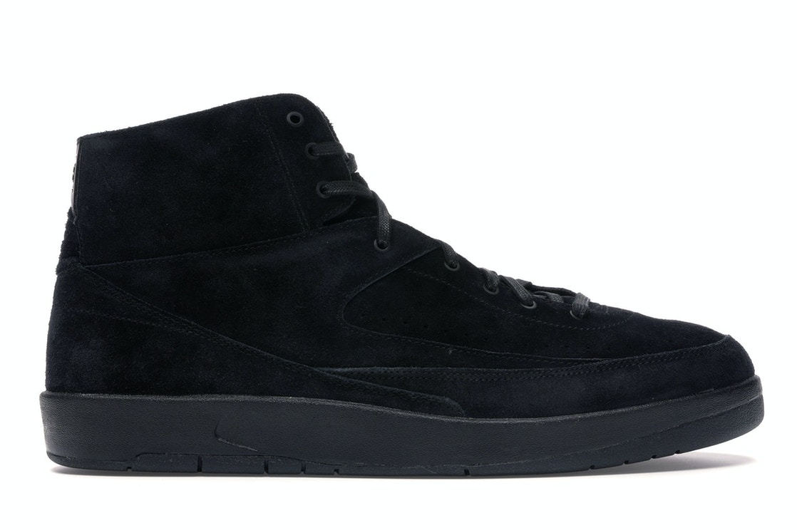 Jordan 2 Retro Decon Black by Stock X