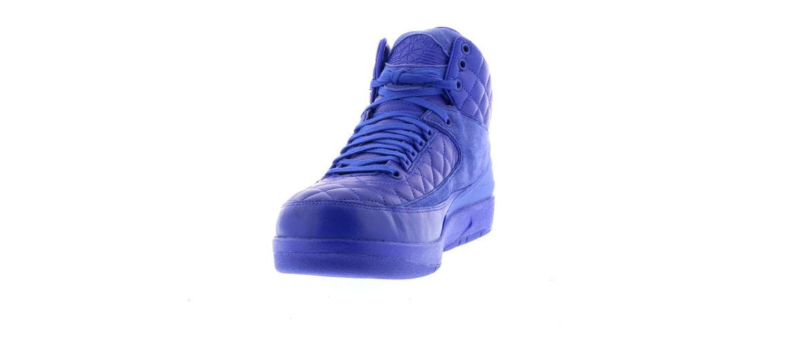 Jordan 2 Retro Just Don Blue