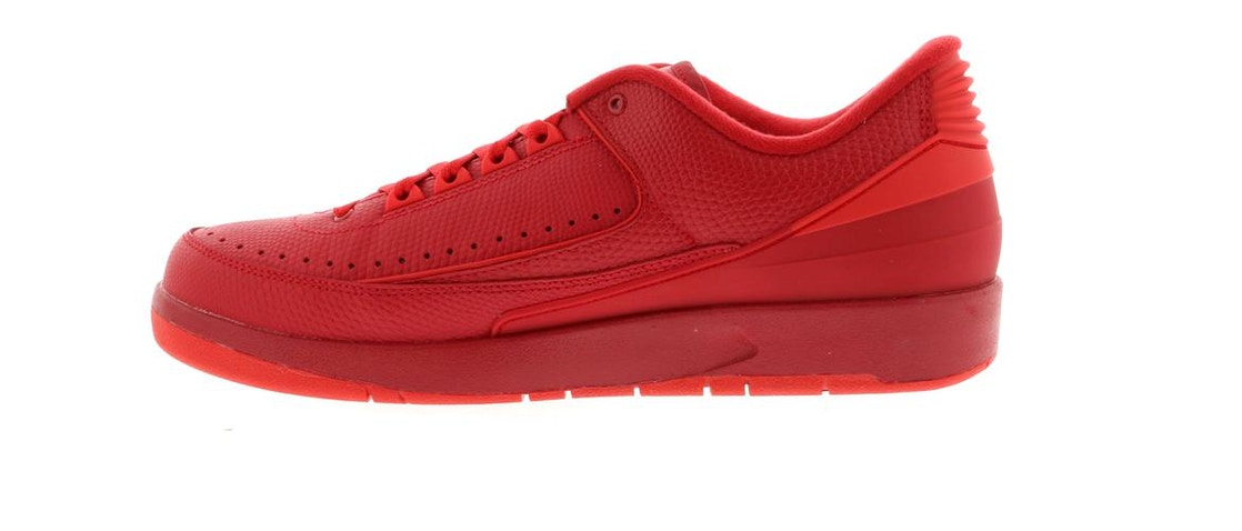 46e0d0b3b0d730 Jordan 2 Retro Low Gym Red - 832819-606