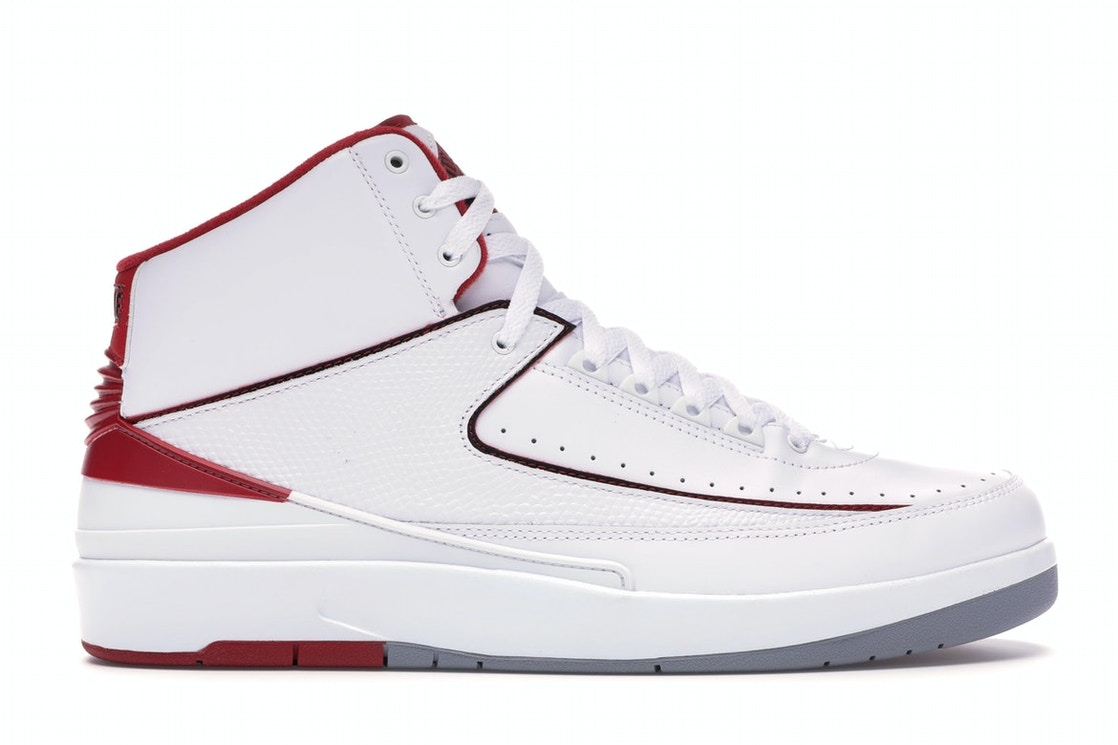 5976fdb9a5d Sell. or Ask. Size: 17. View All Bids. Jordan 2 Retro White Red ...