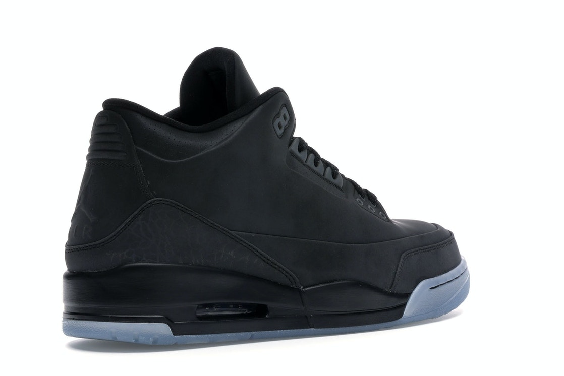 separation shoes d6dff aee37 Jordan 3 Retro 5Lab3 Black - 631603-010