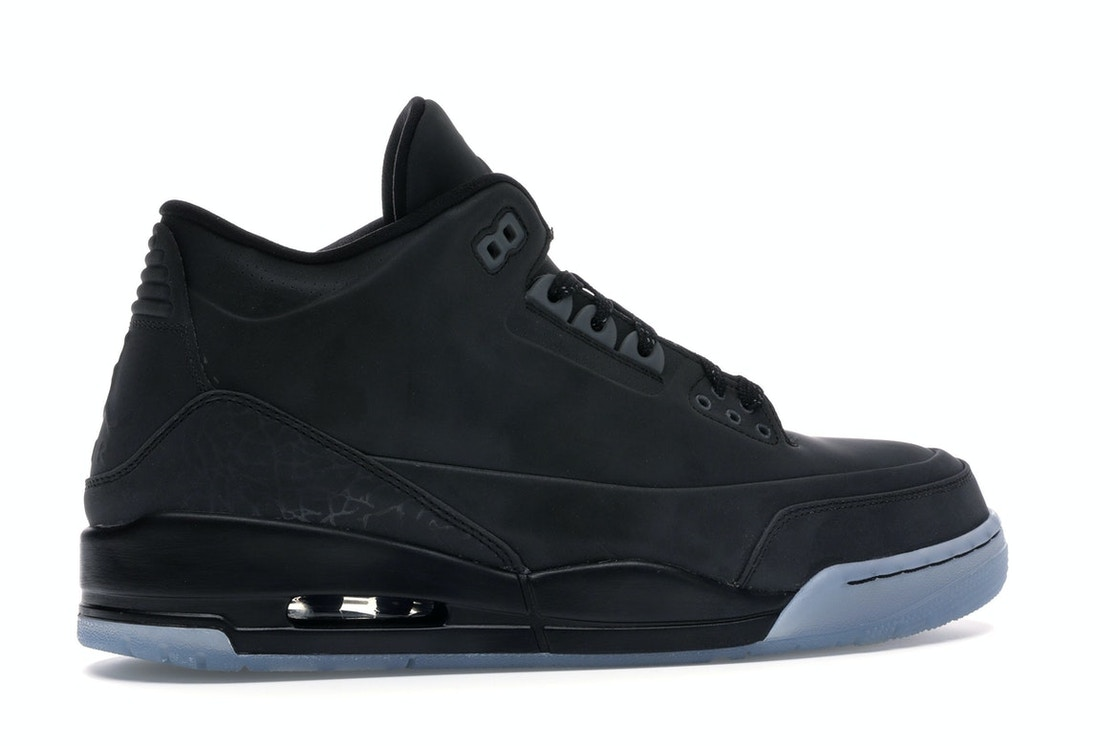 3acd09e75403c Jordan 3 Retro 5Lab3 Black - 631603-010