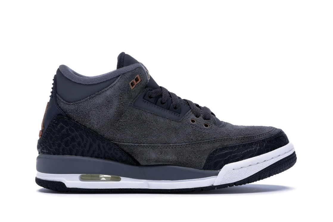 edfd46c4eb68 Sell. or Ask. Size  9Y. View All Bids. Jordan 3 Retro Anthracite ...