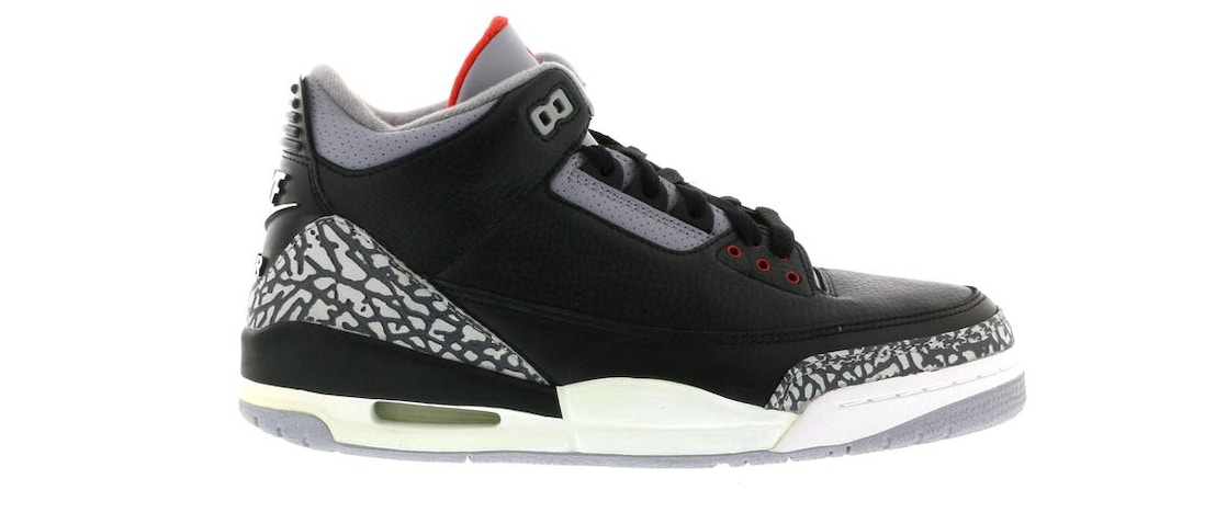 63febcc929fa17 Sell. or Ask. Size  9.5. View All Bids. Jordan 3 Retro Black Cement (2001)
