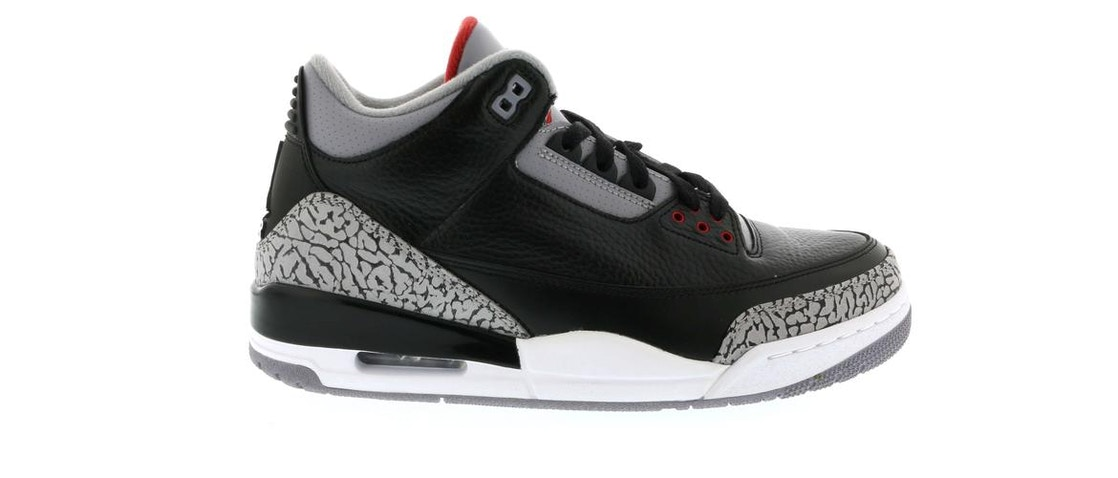 brand new 0684c ef568 Sell. or Ask. Size  14. View All Bids. Jordan 3 Retro Black Cement ...