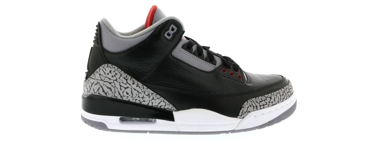 air jordan 3 retro og 'black cement' 2018 nz