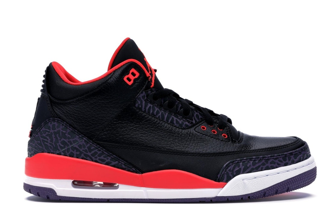 95d82262f7b3d1 Sell. or Ask. Size  13. View All Bids. Jordan 3 Retro Crimson