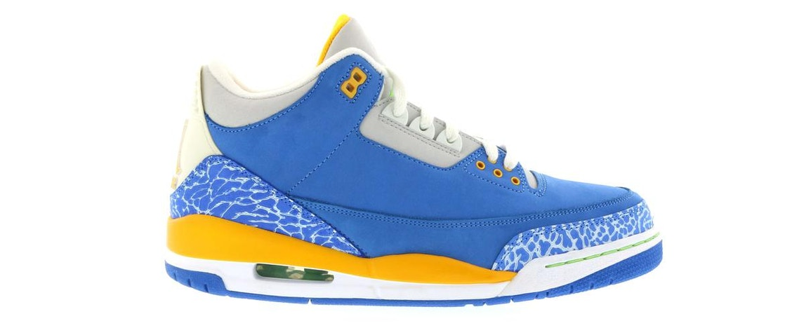 best service 0a932 dda24 Jordan 3 Retro Do the Right Thing (DTRT) - 315297-471