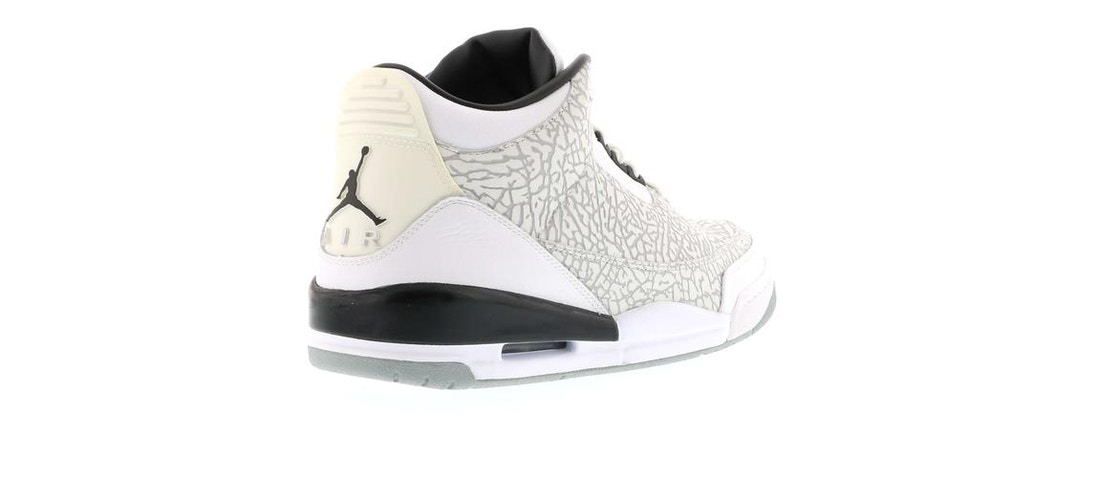 separation shoes 357f8 559b0 Jordan 3 Retro White Flip - 315767-101
