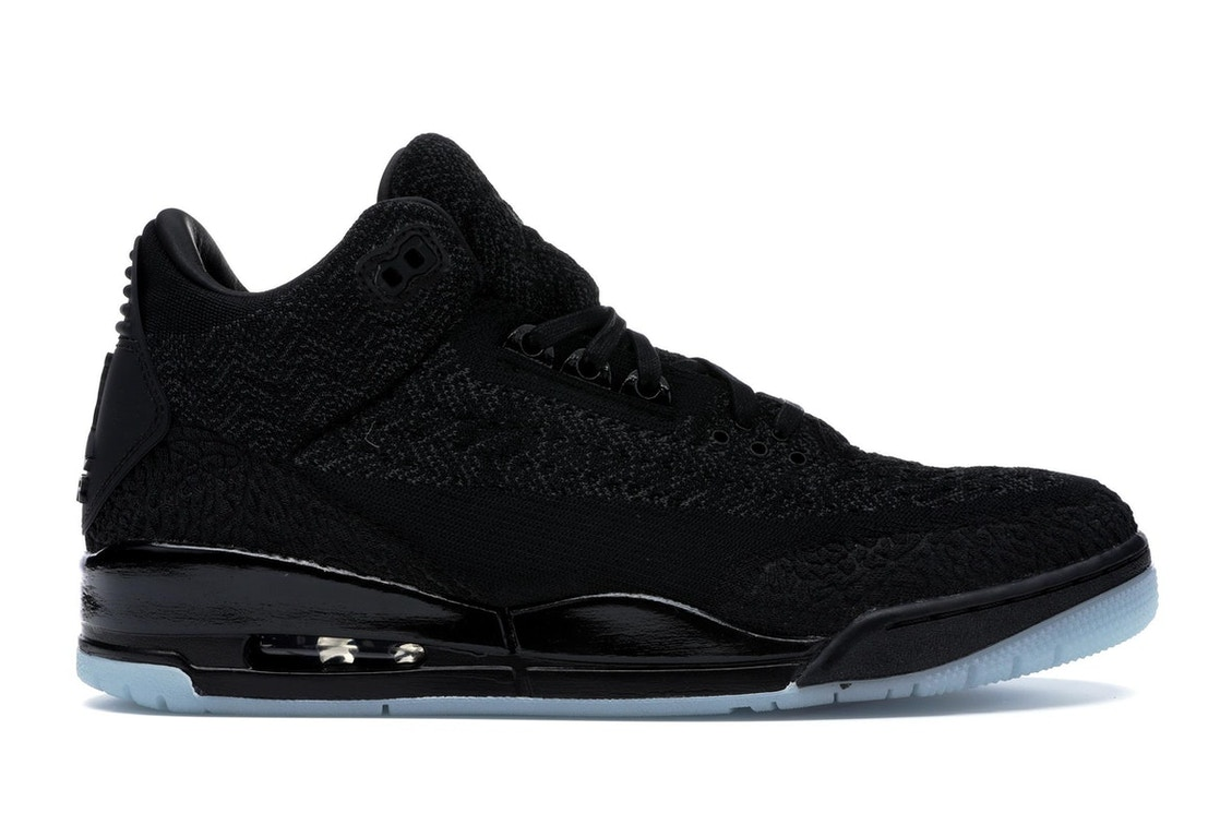 e93b6f82915a Sell. or Ask. Size  10.5. View All Bids. Jordan 3 Retro Flyknit Black