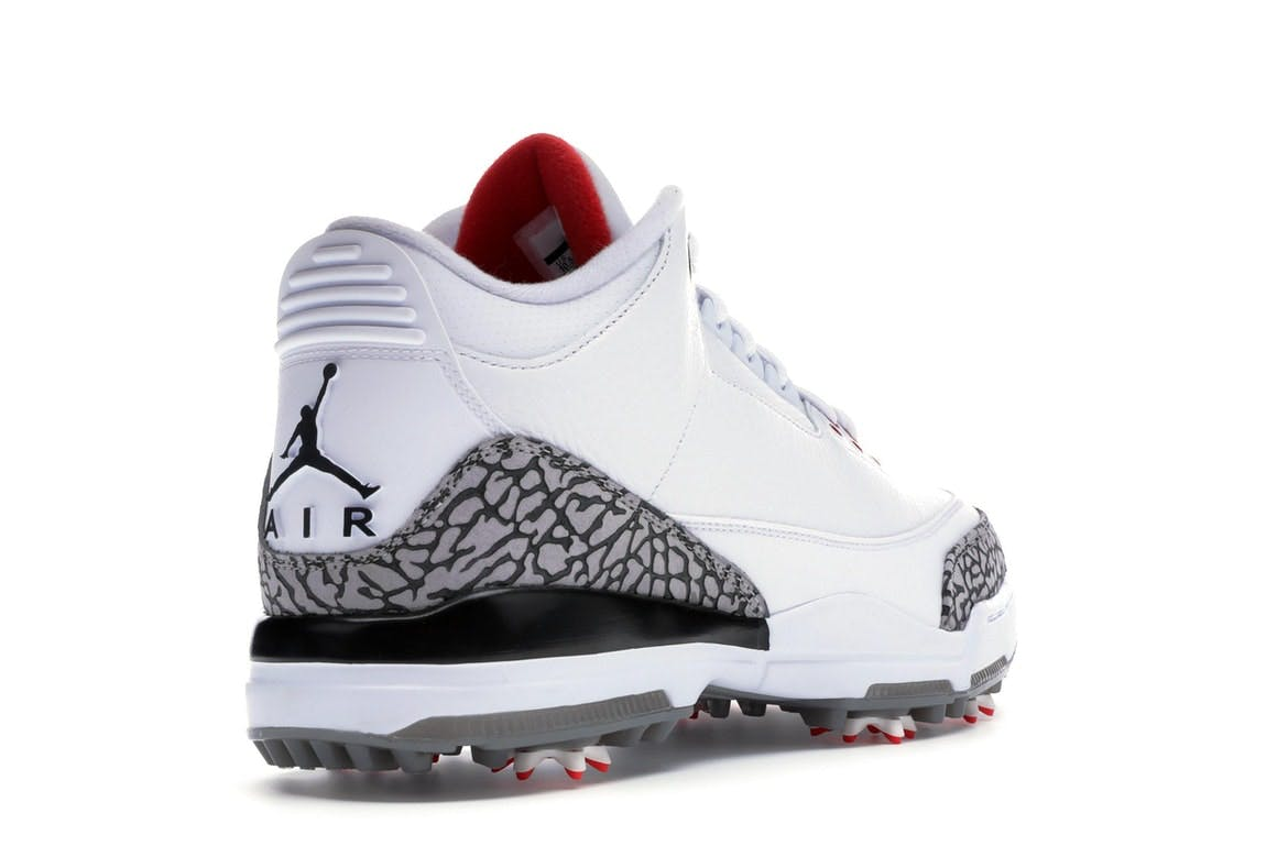 Jordan 3 Retro Golf White Cement