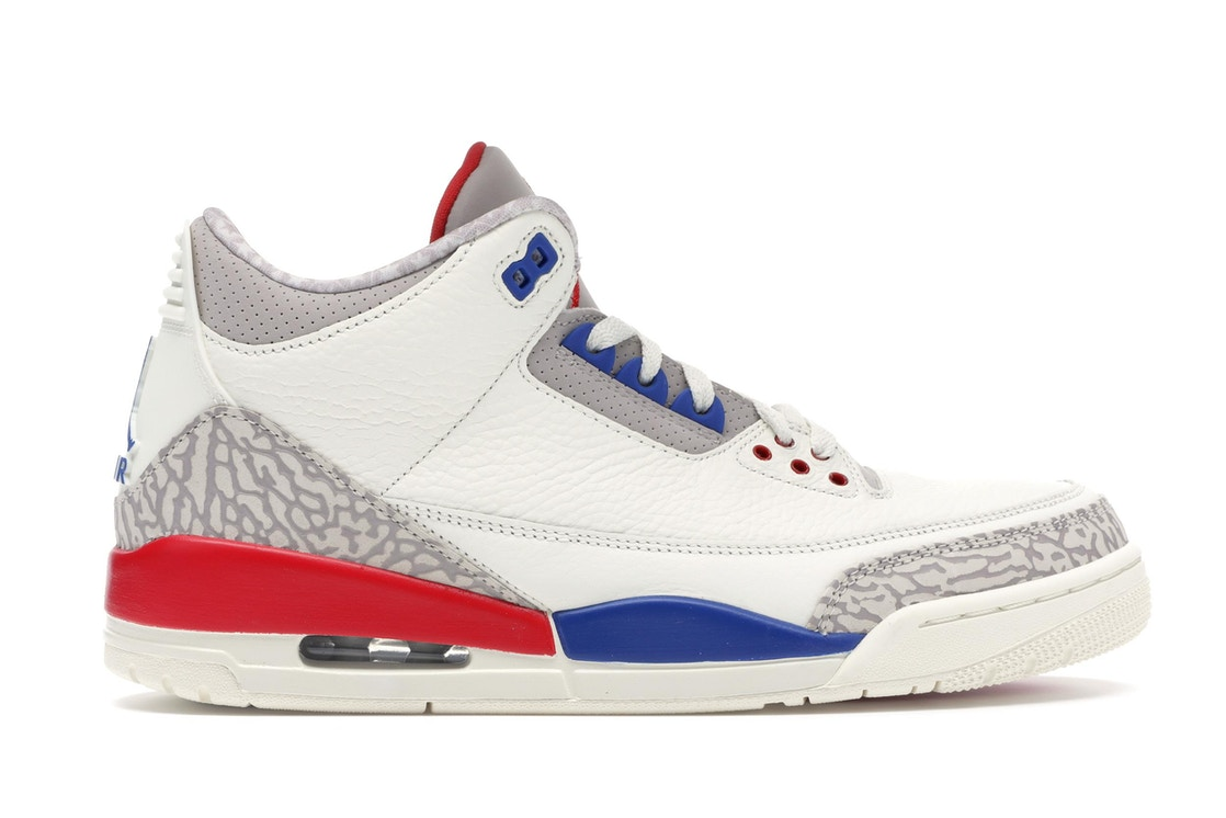 sale retailer 10787 dbde3 Jordan 3 Retro International Flight