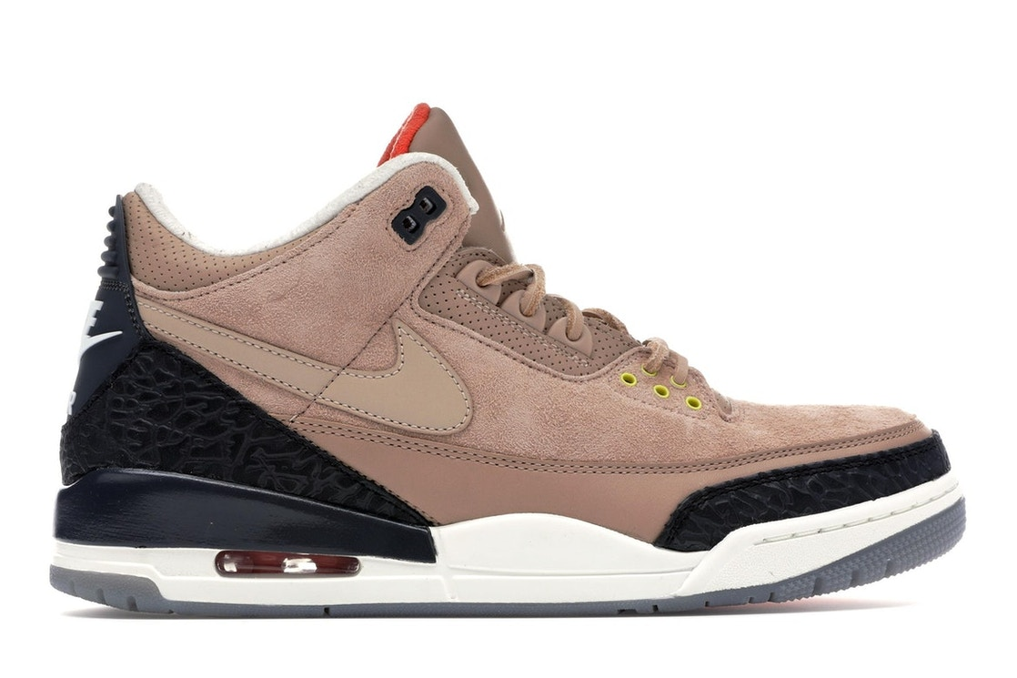 huge discount cd8eb 9029d Jordan 3 Retro JTH Bio Beige