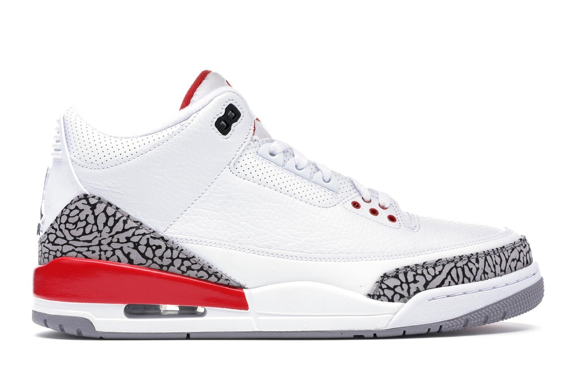best website 64c56 ef524 Jordan 3 Retro Hall of Fame - 136064-116