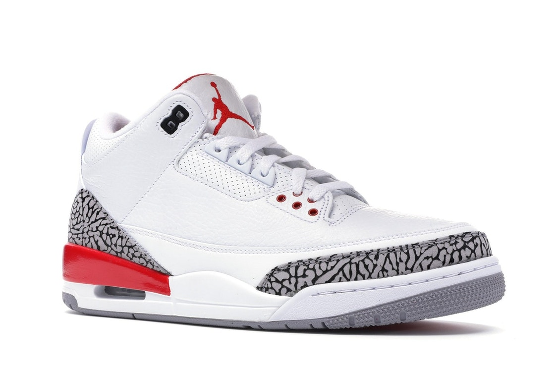 best website 6d96c 31f2c Jordan 3 Retro Hall of Fame - 136064-116