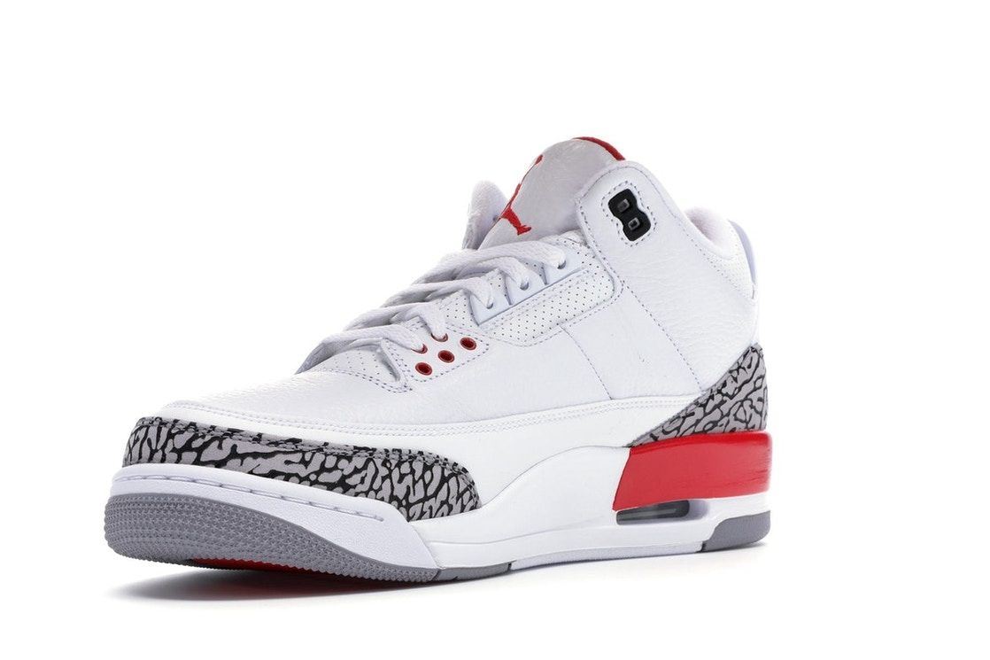 best website 09a82 bc90f Jordan 3 Retro Hall of Fame - 136064-116