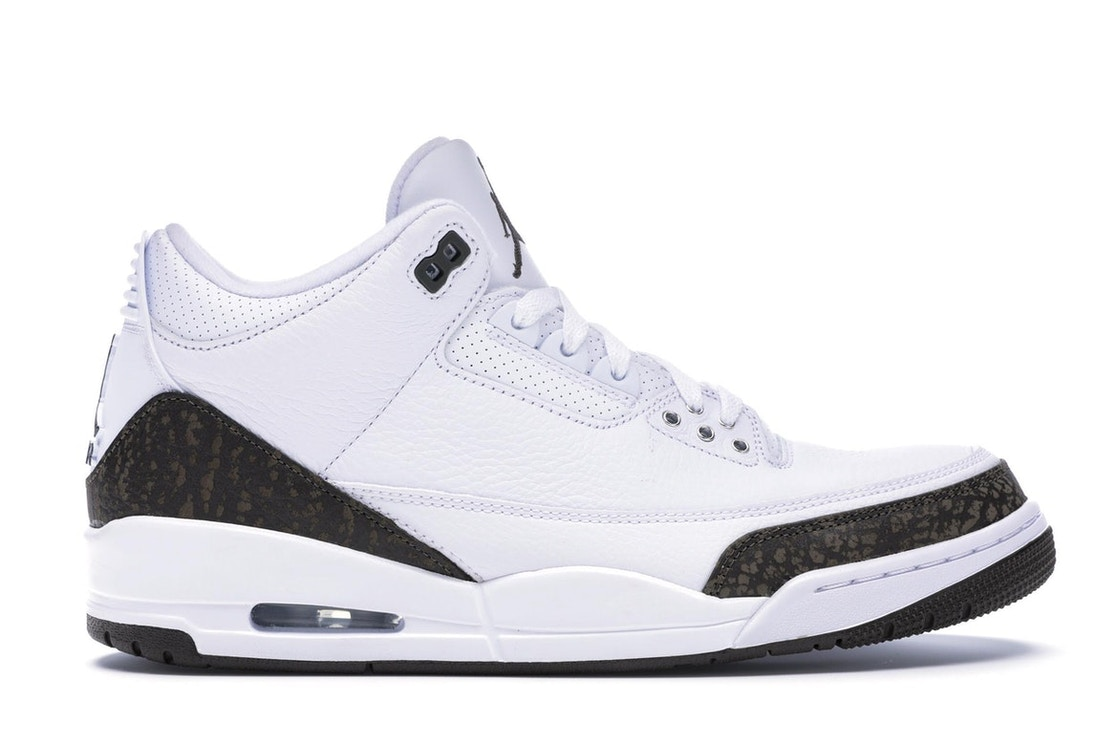 46315363d09a08 Sell. or Ask. Size  16. View All Bids. Jordan 3 Retro Mocha (2018)