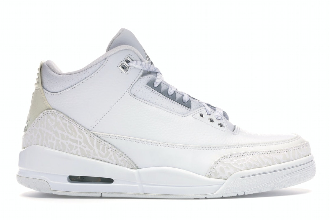 the best attitude c3260 7f2d7 Jordan 3 Retro Pure Money
